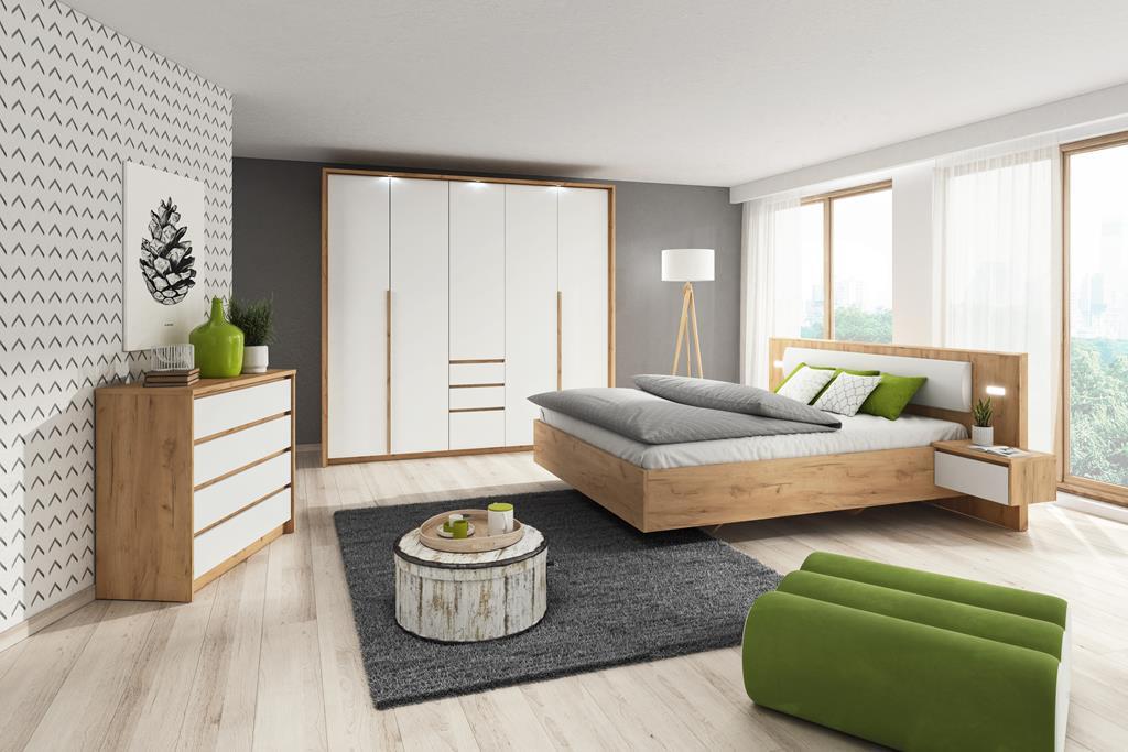 zestaw mebli do sypialni xelo