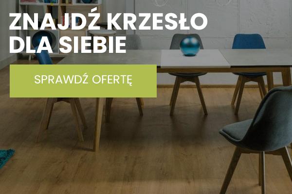 krzesła tapicerowane do jadalni