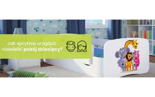 Jak sprytnie urządzić niewielki pokój dziecięcy?