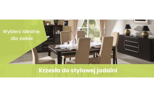Najpiękniejsze krzesła do stylowej jadalni