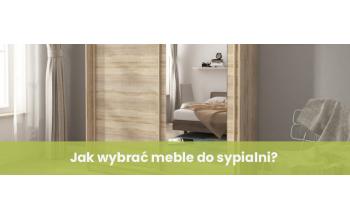 Jak wybrać meble do sypialni?